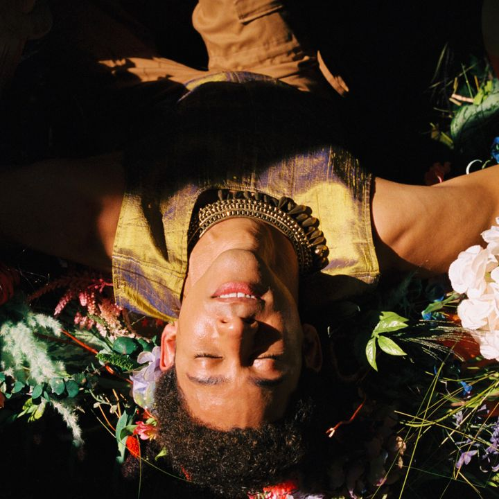 """Keiynan Lonsdale released his debut album, """"Rainbow Boy,"""" May 29."""