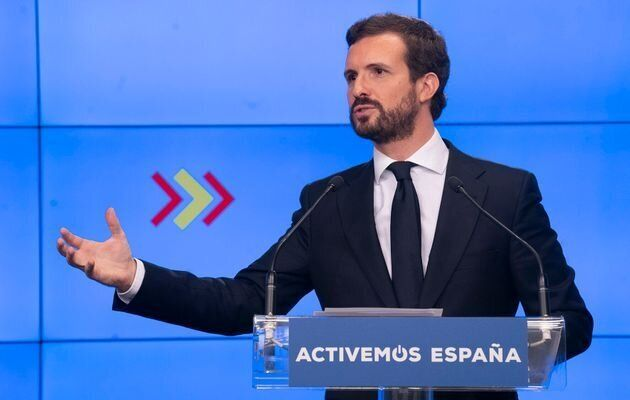 El representante del PP, Pablo