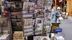 Les kiosques parisiens refusent la campagne jugée