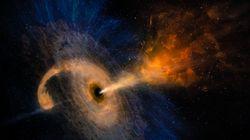 Onde gravitazionali da un oggetto misterioso. Si è fuso con un buco nero 800 milioni di anni