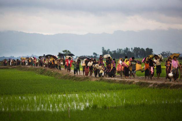 Μιανμάρ: Η χώρα όπου εκατοντάδες χιλιάδες κάτοικοι δεν έχουν ιδέα για τον