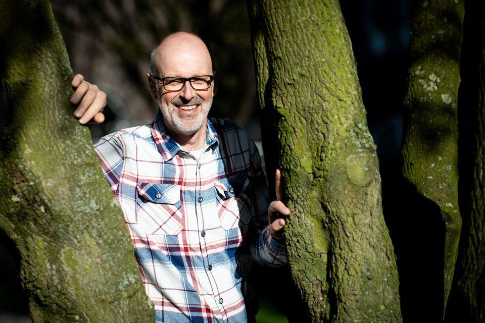 """Pour Peter Wohlleben, forestier allemand et auteur de """"La vie secrète des arbres"""", """"chaque arbre compte"""", surtout lorsqu'on est en ville."""