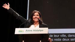 A Paris, Hidalgo largement en tête avec 49.3% des voix devant Dati et