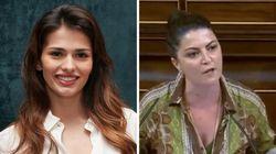 Sara Sálamo responde con seis palabras al polémico discurso sobre la violencia de género de una diputada de