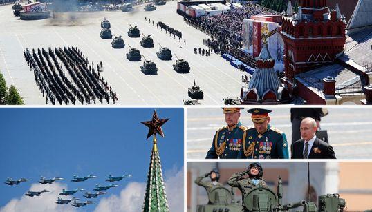 Putin Pride. La parata dell'invincibile Russia, ridisegnata dallo