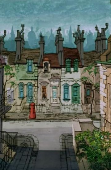 La casa che ispirò la