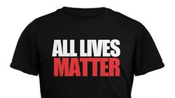 Walmart Canada Faces Backlash For Selling 'All Lives Matter'
