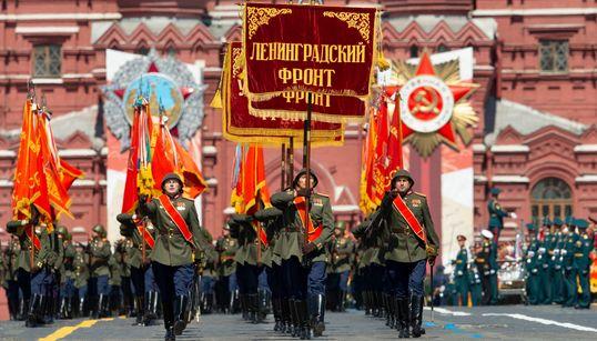 Ρωσία: «Ημέρα της Νίκης» με παρέλαση στην Κόκκινη Πλατεία (αδιαφορώντας για τον