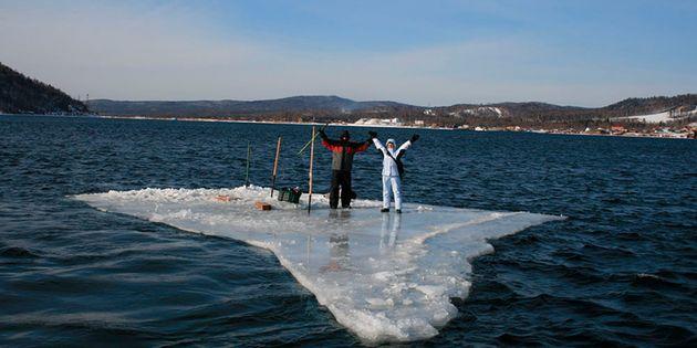 Κόκκινος συναγερμός στην Αρκτική: Προβληματισμός με το κύμα καύσωνα στη