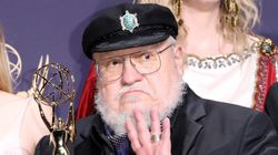 George R.R. Martin Breaks His 'Game Of Thrones' Book Release Promise ...