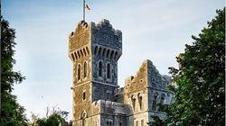 Καραντίνα για ζευγάρι οικονόμων στο, 800 ετών, κάστρο Ασφορντ συντηρώντας 160