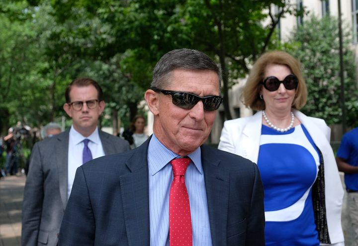 Former White House national security adviser Michael Flynn lied to the FBI about his communications with the Russian gov