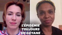 En Guyane, la