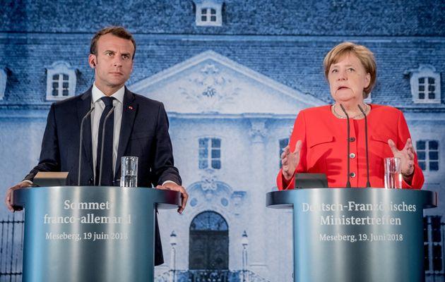 Macron e Merkel, ritorno a