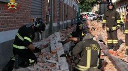Crolla un tetto ad Albizzate: morti madre e due figli