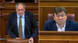 La impagable reacción del diputado de Teruel Existe tras un extraño discurso de