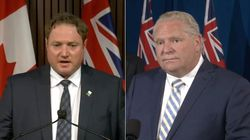 MPP Apologizes For Calling Doug Ford 'A Piece Of