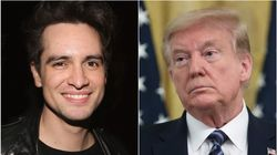 Brendon Urie Shreds Trump For Using Panic! At The Disco Song At