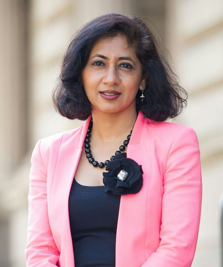 Molina Asthana, Victorian Convenor of the Asian Australian Alliance