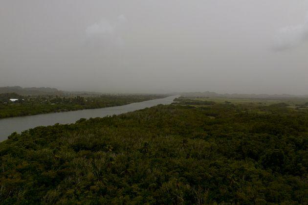 Σύννεφο σκόνης από την Σαχάρα σκεπάζει νησιά της Καραϊβικής και την