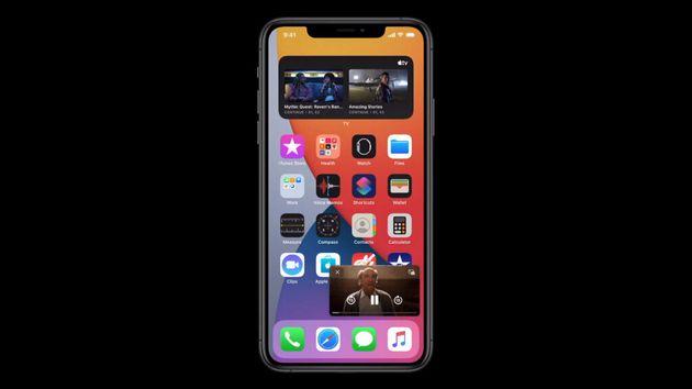 iOS 14はYouTubeをバックグラウンド再生可能に?