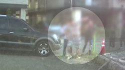 차 빼달라고 했다가 가족 앞에서 폭행 당한