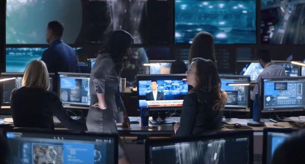 미국 CIA가 사상 최초로 TV에 스파이 채용 영상을