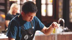 MasterChef's Brendan Shares Favourite Dumpling
