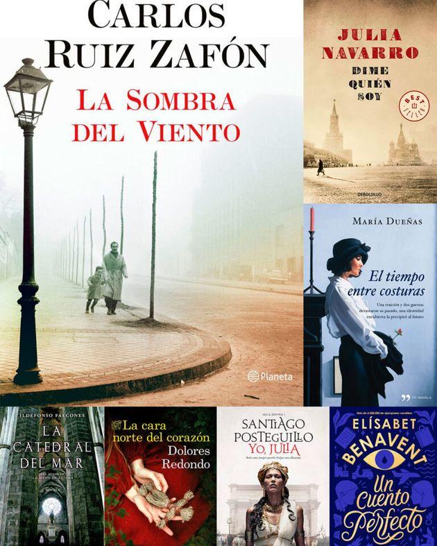 Dos décadas del éxito del best seller español internacional: claves literarias y