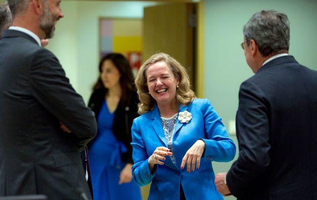 Nadia Calviño será candidata a la presidencia del