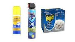 Les trois meilleurs anti-moustiques selon