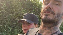Matthew Perry Made A Joke About David Beckham Wearing A Friends T-Shirt But Not Everyone Got