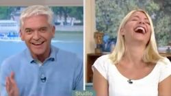 Phillip Schofield Makes Hilarious Sex Toy Company Gaffe On This