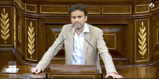 Jaume Asens, este jueves en el