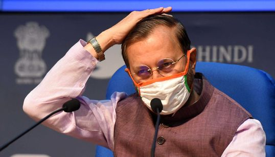 Javadekar Overruled His Own Officials, Cut Short Window For Consultation To Push Controversial Environmental