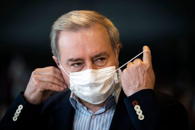 Jean-Luc Moudenc, maire de