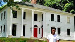 Compra la casa dei suoi sogni, costruita da schiavi neri: