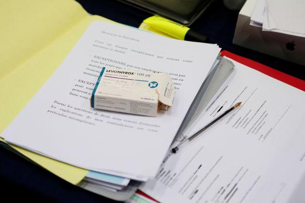 Le labo du Levothyrox, Merk, condamné à payer 1000 euros par