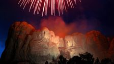 Trump To Attend Mount Rushmore Fireworks Show Amid Wildfire And COVID-19 Risks