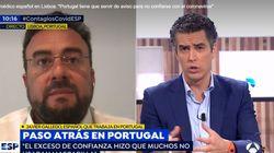 Un médico español en Lisboa cuenta lo que está ocurriendo en Portugal: