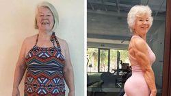 Έγινε fitness influencer στα 74 μετά από εντυπωσιακή απώλεια
