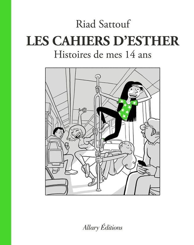 Le nouveau volume, dans lequel Esther fête ses 14 ans, amorce la fin du collège et l'entrée...