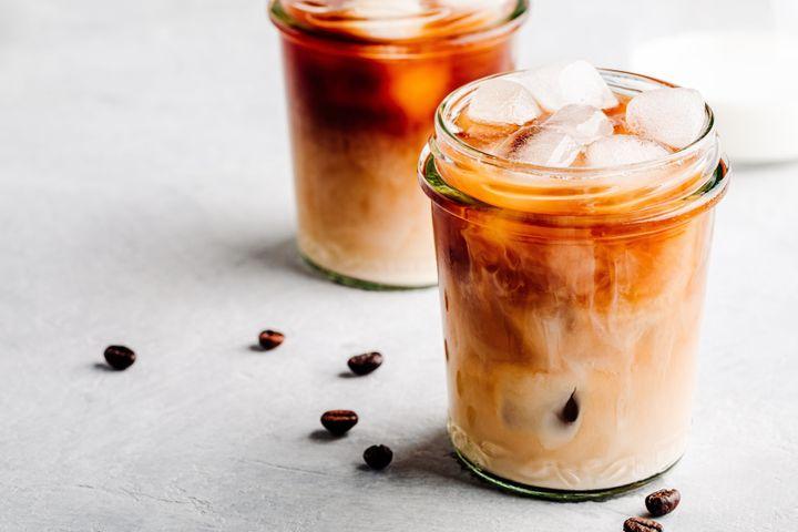 Ο κρύος καφές έχει διαφορετική γεύση από τον ζεστό.
