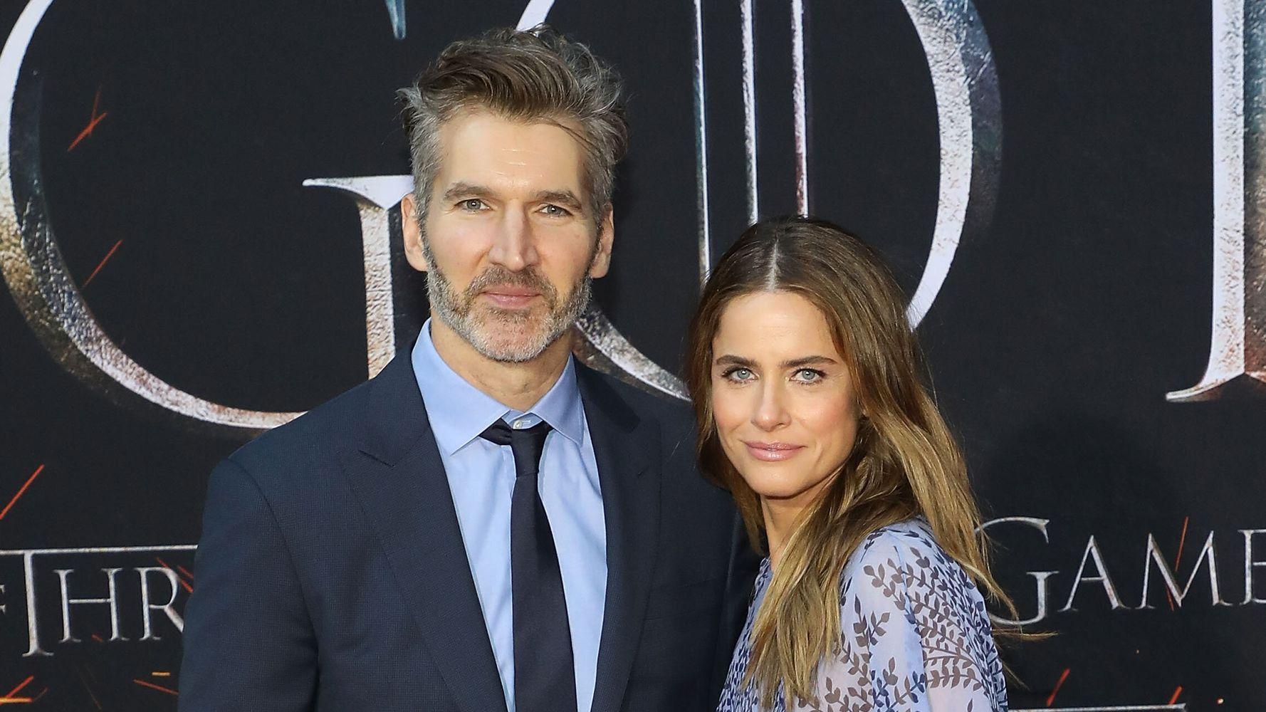 Amanda Peet Helped Her Husband Edit Game of Thrones Episodes