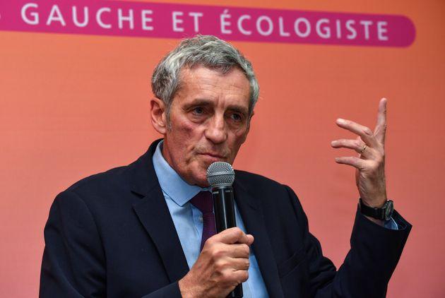 Philippe Saurel, maire sortant de