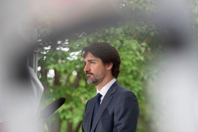 Le premier ministre Justin