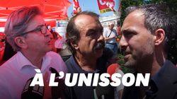 De Mélenchon à Glucksmann, la gauche rassemblée pour réclamer la nationalisation de