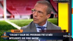 """La indignación de Cristóbal Soria por lo que le ha ocurrido en el AVE: """"Que alguien pare"""