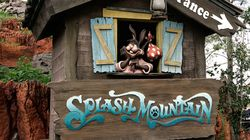 Disney Parks Removing 'Song Of The South' From Splash Mountain