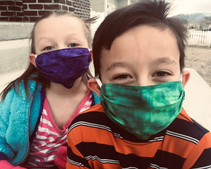 Getting kids to wear masks can be a struggle. Paying close attention to fit and comfort can help.